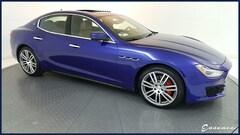 2019 Maserati Ghibli | NAV | CAM | BLIND SPOT | HTD STS | SUNROOF | Bi-XENON | EXTND LTHR | RED CLPRS | URANO WLS | $7K OPTS Sedan