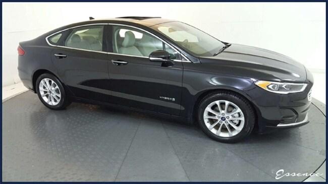 Used 2019 Ford Fusion Hybrid   SEL   SUNROOF   ACTV CRUISE   NAV   CAM   PARK A Sedan in the Dallas Area