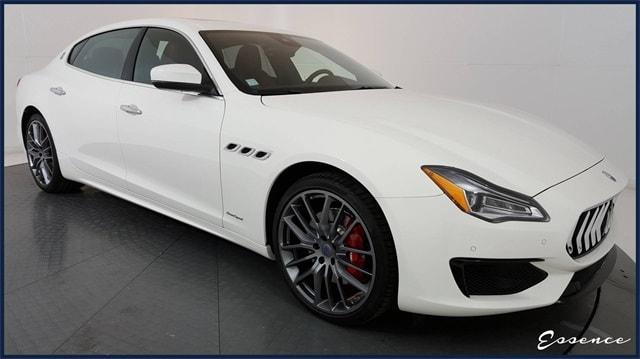 2018 Maserati Quattroporte | S GranSport | FULL LTHR | ACTV CRUISE | NAV | BLIND SPOT | LANE ASST | CLMT STS | LED | APPLE CAR | Wi-Fi | 21