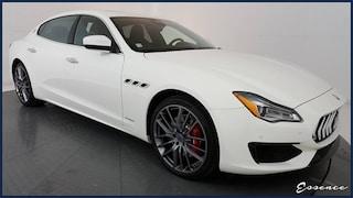 2018 Maserati Quattroporte S GranSport | NAV | BLIND SPOT | CLMT STS | $14K OPTS Sedan