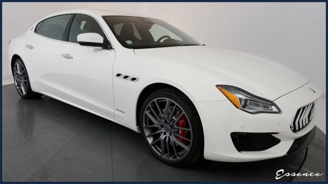 New 2018 Maserati Quattroporte S Gransport : NAV, BLIND SPOT, CLMT STS $14K OPTS Sedan in the Dallas area