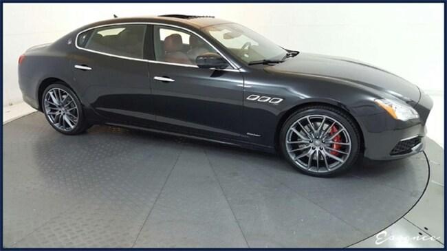 2017 Maserati Quattroporte | GTS GRANLUSSO | *CERTIFIED* | ACTV CRUISE | NAV | SURR CAM | BIND SPOT | RED CLPRS | 21