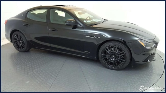 New 2019 Maserati Ghibli S GranSport | NERISSIMO | DRVR ASST | ACTV CRUISE | NAV | BLACK URANO WLS | $5K OPTS Sedan in the Dallas area