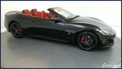2018 Maserati GranTurismo Sport Convertible   CARBON FIBER AERO   EVOLUTION 2   NAV   CAM   HTD STS   HARMAN KARDON   RED STR WHL   APPLE CAR   20