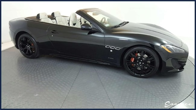 2015 Maserati Granturismo Sport Convertible -CERTIFIED- NAV | PARK ASST | HTD STS | BOSE | CARBON STR WHL | NEPTUNE WLS | $7K OPTS Convertible