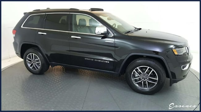 Used 2019 Jeep Grand Cherokee | LIMITED | LUXURY | PANO ROOF | NAV | CAM | PARKSENSE | BLIND SPOT | REMOTE START | $4K OPTS SUV in the Dallas Area