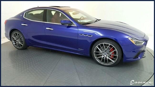 New 2019 Maserati Ghibli S Q4 GranSport | NAV | CAM | BLIND SPOT | ADPTV LE Sedan in the Dallas area