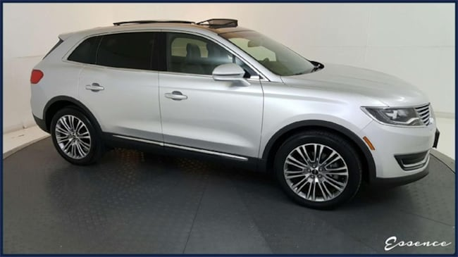 Used 2017 Lincoln MKX | REVERSE | PANO ROOF | NAV | CAM | PARK ASST | BL SUV in the Dallas Area