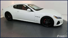 2018 Maserati GranTurismo   SPORT Coupe   NAV   CAM   PARK ASST   HTD STS    Coupe