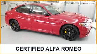 2019 Alfa Romeo Giulia AWD | BLACK EDITION | COLD WTHR | 19