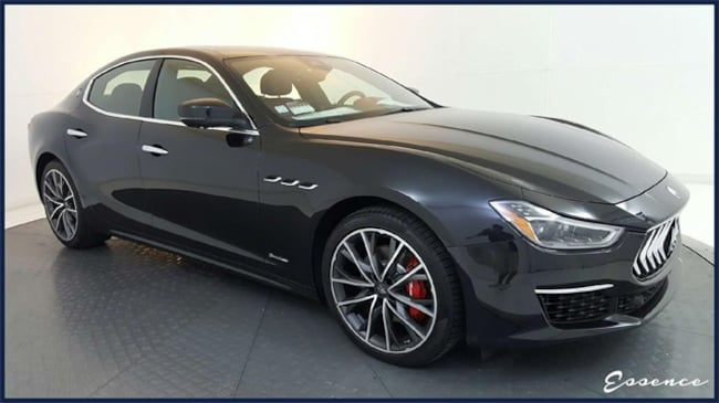 New 2019 Maserati Ghibli GranLusso | DRVR ASST | NAV | SURR CAM | TESEO WLS | $7K OPTS Sedan in the Dallas area