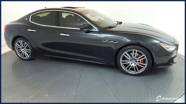 2016 Maserati Ghibli S -CERTIFIED- PREMIUM | LUXURY | NAV | CAM | SUNROOF | HTD STS | HARMAN KARDON | PWR TRUNK | URANO WLS | $13K OPTS Sedan DYNAMIC_PREF_LABEL_AUTO_USED_DETAILS_INVENTORY_DETAIL1_ALTATTRIBUTEAFTER