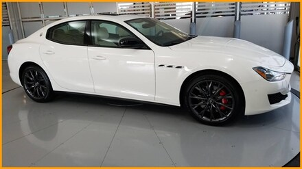 2021 Maserati Ghibli S | NERISSIMO | EXT. LTHR | NAV | 20