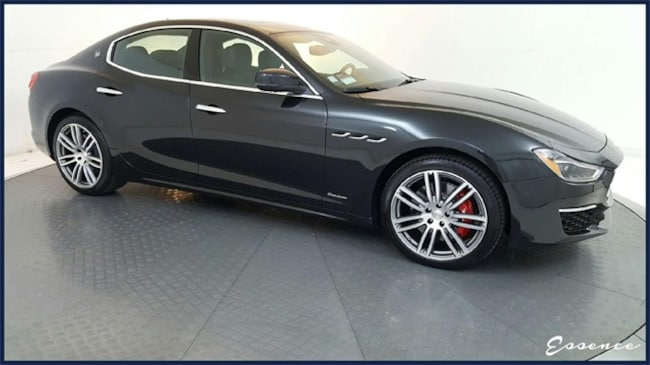 New 2019 Maserati Ghibli S GranLusso | DRVR ASST | ACTV CRUISE | NAV | SURR CAM | BLIND SPOT | CLMT STS | ADPTV LED | RED CLPRS | URANO WLS | $5K OPTS | Sedan in the Dallas area