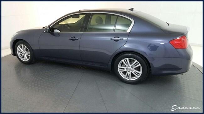 2012 INFINITI G37 For Sale | Carrollton TX | STK: P3450A