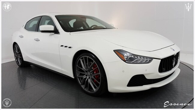 2014 Maserati Ghibli | S Q4 | *CERTIFIED* | SPORT | PREMIUM | NAV | ALCANTARA | RED CLPRS | 21