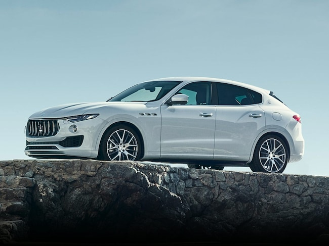 Used 2018 Maserati Levante S SUV in the Dallas Area
