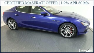 2015 Maserati Ghibli -CERTIFIED- SPORT | TOURING | PREMIUM | LUXURY | NAV | SKYHOOK | RED CLPRS | URANO WLS | $21K OPTS Sedan