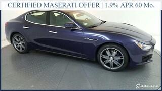 2018 Maserati Ghibli -CERTIFIED- NAV | CAM | PARK ASST | BLIND SPOT | $5K OPTS Sedan