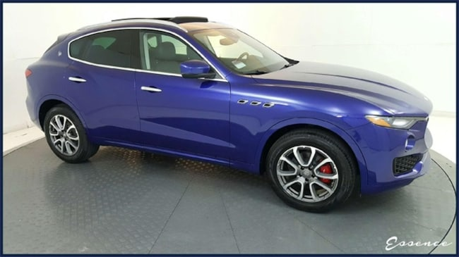 Used 2017 Maserati Levante | *CERTIFIED* | PREMIUM | PANO ROOF | NAV | CAM |  SUV in the Dallas Area