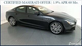 2017 Maserati Ghibli | S Q4 | *CERTIFIED* | PREMIUM | EXTEND. LTHR | NA Sedan