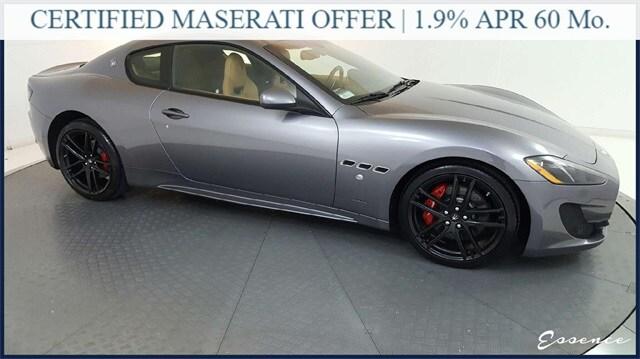 2017 Maserati GranTurismo | Sport Coupe | *CERTIFIED* | NAV | PARK ASST | HTD STS | BOSE | PIANO BLACK | 20
