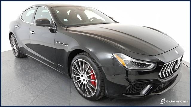 2018 Maserati Ghibli | GranSport | BOWERS & WILKINS | NAV | BLIND SPOT | RED CLPRS | 20