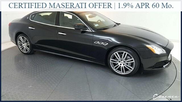 2017 Maserati Quattroporte | S Q4 | *CERTIFIED* | ACTV CRUISE | NAV | SURR CAM | BLIND SPOT | LANE DEPART | RR HTD STS | REMOTE START | $114K MSRP Sedan