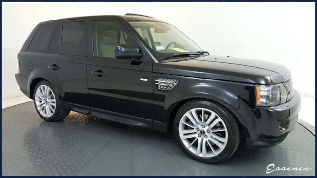 Used 2012 Land Rover Range Rover Sport HSE LUX | BARGAIN | NAV | CAM | PARK ASST | SUNROO SUV in the Dallas Area