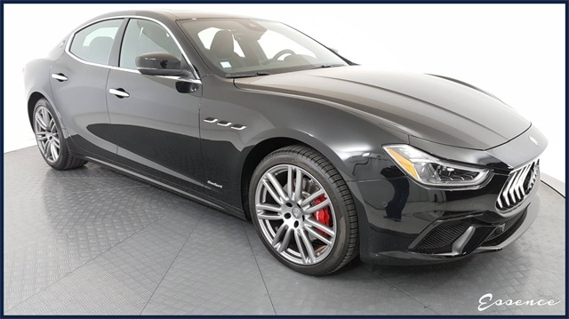 2018 Maserati Ghibli GranSport : FULL LTHR | NAV | BLIND SPOT | CLMT STS | $8K OPTS Sedan