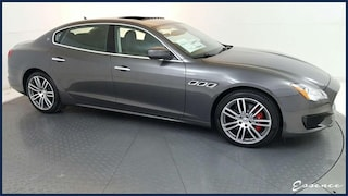 2017 Maserati Quattroporte | S Q4 GranSport | DRVR ASST+ | FULL LTHR | ACTV CRUISE | NAV | SURR CAM | BLIND SPOT | CLMT STS | TRi-COAT | $14K OPTS Sedan