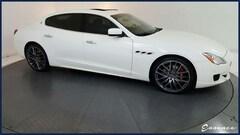 2015 Maserati Quattroporte GTS -CERTIFIED- FULL LTHR   NAV   CAM   PARK ASST   SUNROOF   HTD STS   SHIFT PADDLES   TITANO WLS   $13K OPTS Sedan