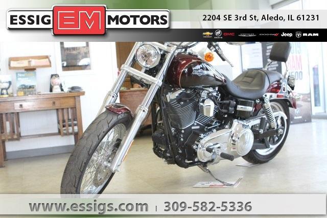 2014 Harley-Davidson Dyna Glide