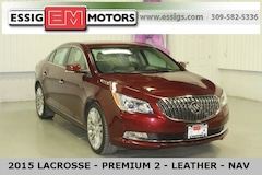 2015 Buick LaCrosse Premium II Sedan