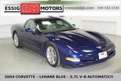 2004 Chevrolet Corvette Base Coupe