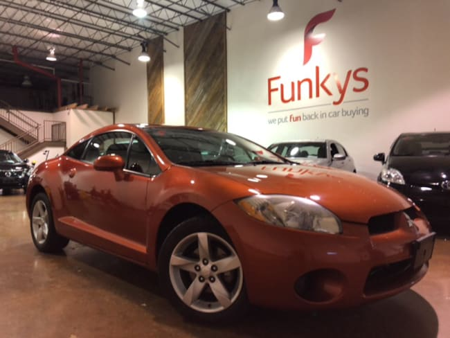 Used 2006 Mitsubishi Eclipse GS Coupe For Sale Grove City, OH