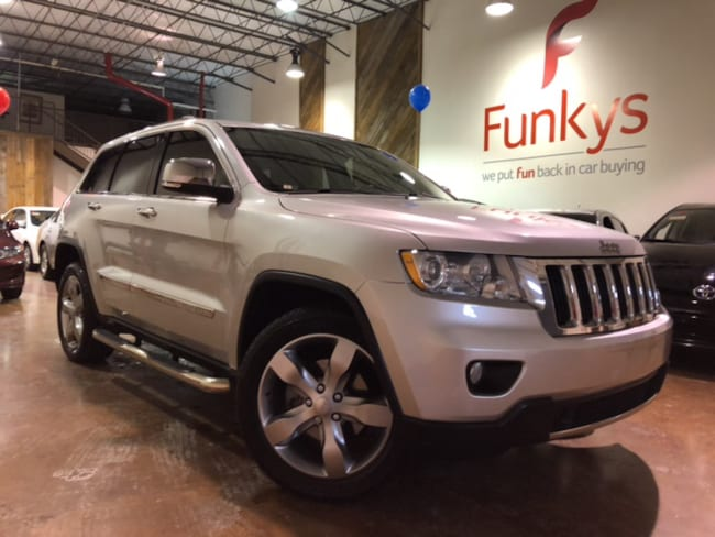 Used 2011 Jeep Grand Cherokee Limited SUV For Sale Grove City, OH