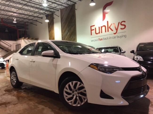 Used 2017 Toyota Corolla LE Sedan For Sale Grove City, OH