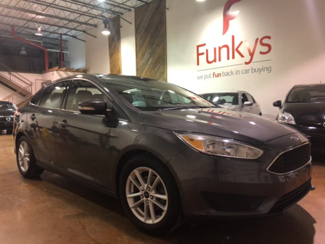 Used 2015 Ford Focus SE Sedan For Sale Grove City, OH