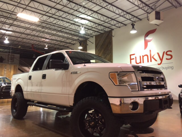 Used 2014 Ford F-150 XLT Crew Cab For Sale Grove City, OH