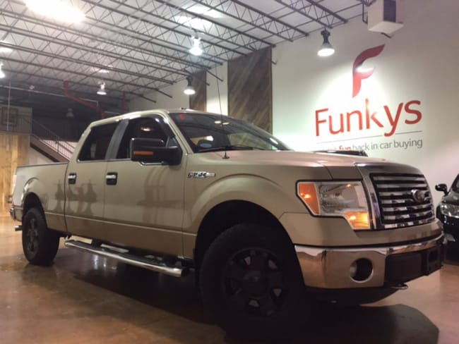 Used 2011 Ford F-150 XLT Crew Cab For Sale Grove City, OH