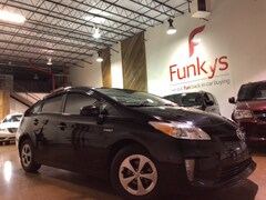 2012 Toyota Prius One Hatchback