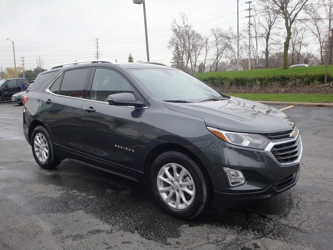 2019 Chevrolet Equinox LT WOW TURBO DIESEL ONLY 1000 KMS YES WOW 1000 KM SUV