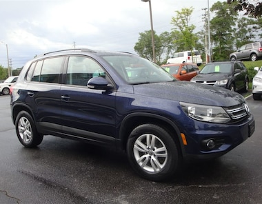 2014 Volkswagen Tiguan WOW 4MOTION, WONT LAST LONG SUV