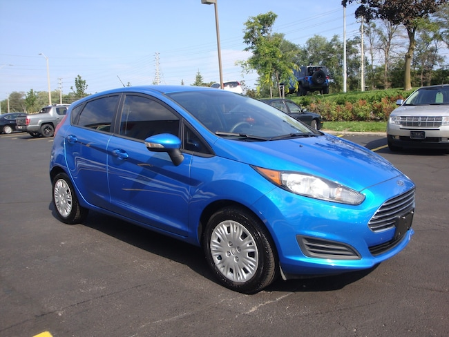 2014 Ford Fiesta WOW/SE/NO ACCIDENTS/ Hatchback