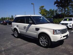 2009 Land Rover Range Rover Sport NAVI / LEATHER / SUNROOF