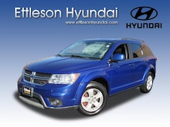 Used 2012 Dodge Journey SXT SUV near Chicago