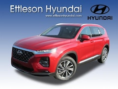 New 2020 Hyundai Santa Fe SEL 2.4 SUV near Chicago, IL
