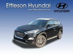 New 2021 Hyundai Tucson Limited SUV near Chicago, IL