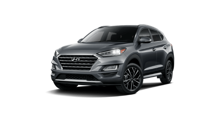 2021 Hyundai Tucson Ultimate - Magnetic Force